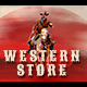 Western Store For Men - VideoHive Item for Sale