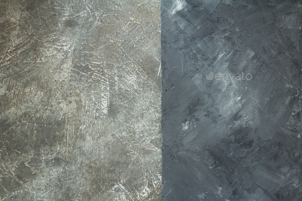 painted stone wall or concrete surface - Stock Photo - Images