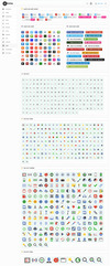 15 icons.  thumbnail