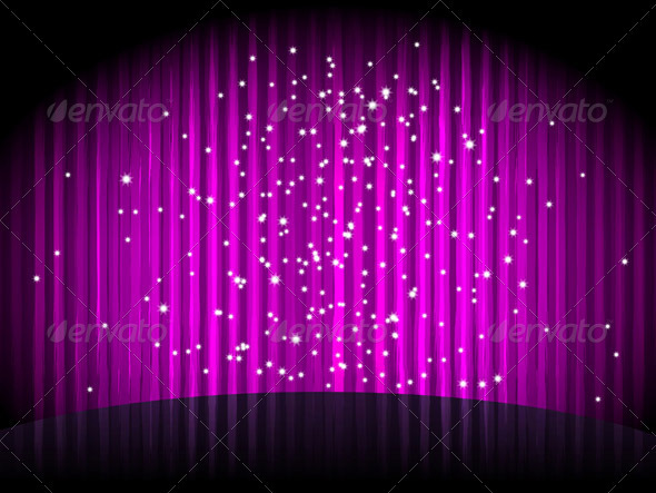 Vector  Purple Background - Backgrounds Decorative