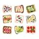 Fruit Sandwich Set