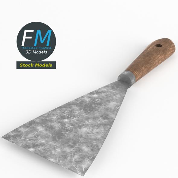 Mason spatula