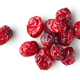 dried cranberries on white background - PhotoDune Item for Sale