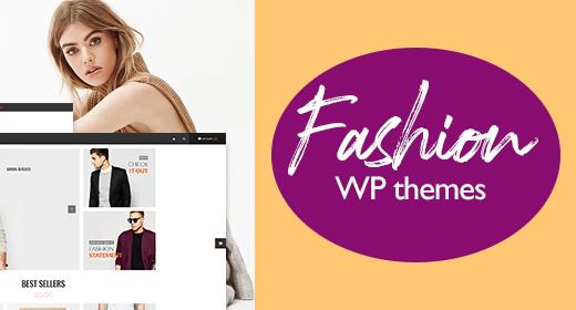 Fashion WooCommerce WordPress Themes