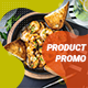 Food Promo Instagram Post V29 - VideoHive Item for Sale