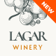 Lagar -  Winery Wine Shop WordPress
