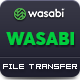 Wasabi - Direct Multipart File Transfer