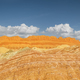 panoramic view of colorful hilly landscape in zhangye - PhotoDune Item for Sale