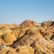 colorful hilly landscape in zhangye - PhotoDune Item for Sale