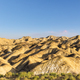 beautiful hilly landscape at dusk in zhangye - PhotoDune Item for Sale