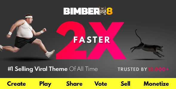Special Bimber - Viral Magazine WordPress Theme