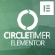 CircleTimer - Addon for Elementor