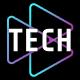Digital Technology Upbeat Background