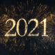 New Year Fireworks 2021 4K - VideoHive Item for Sale
