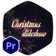 Christmas Slideshow For Premiere Pro - VideoHive Item for Sale