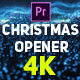 Particle Christmas - VideoHive Item for Sale