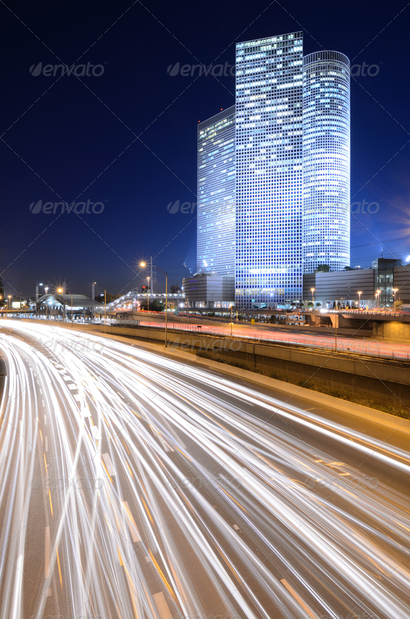 Tel Aviv - Stock Photo - Images