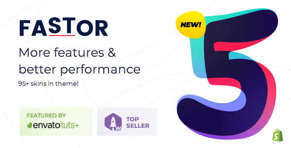 Incredible Fastor - Multipurpose Shopify Sections Theme