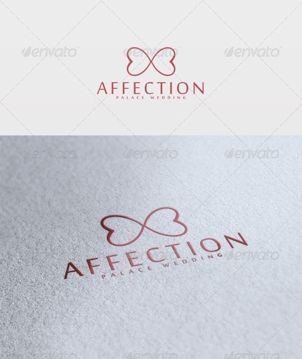Affection Logo - Vector Abstract