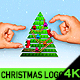 Minimal Christmas Tree Logo - VideoHive Item for Sale