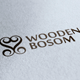 Wooden Bosom Logo - GraphicRiver Item for Sale