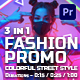 Colorful Street Style Fashion Promo | Mogrt - VideoHive Item for Sale