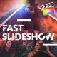 Fast Slideshow | For Final Cut & Apple Motion