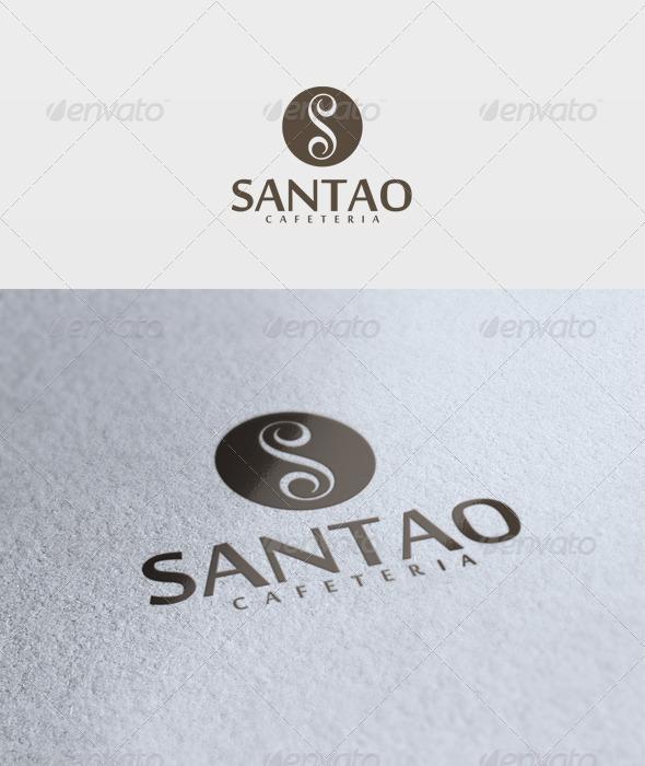 Santao Logo - Letters Logo Templates