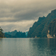 Cheo Lan Lake in Thailand.Rainy Clouds - PhotoDune Item for Sale