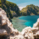The famous spoton the Matinloc island,El Nido, Palawan, Philippines - PhotoDune Item for Sale