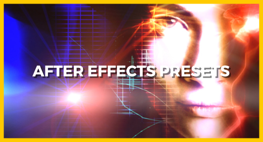 Add On - After Effects Presets
