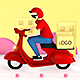 Delivery Service - VideoHive Item for Sale