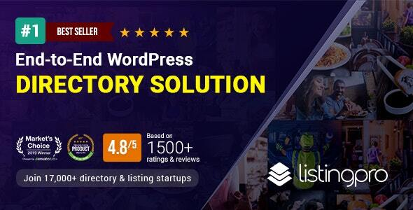 ListingPro - WordPress Directory Theme Nulled