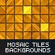 42 Seamless Mosaic Tiles Backgrounds High Resolution