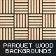 15 Seamless Wood Backgrounds Herringbone 4x4 with gap Pattern High Resolution