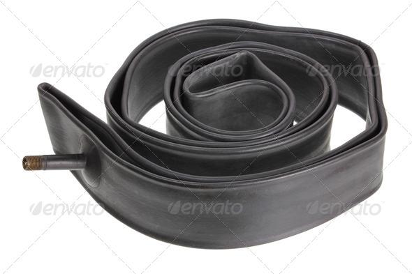 Rubber Inner Tube - Stock Photo - Images