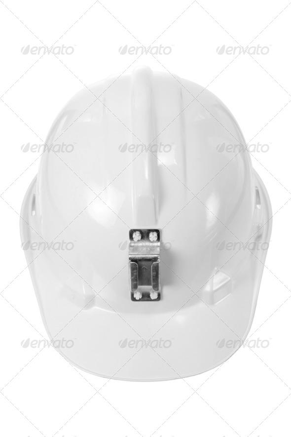 Hard Hat - Stock Photo - Images