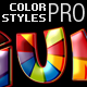 Color Styles Pro - GraphicRiver Item for Sale