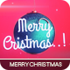 Merry Christmas Ball Logo - VideoHive Item for Sale