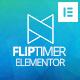 FlipTimer - Addon for Elementor