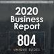 2020 Business Report Powerpoint Templates Bundle