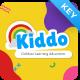 Kiddo Education Keynote Presentation Template