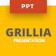 Grillia - Restaurant Powerpoint Template