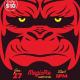Gorilla Indie Rock Flyer