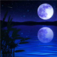 Moon Lake - VideoHive Item for Sale