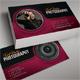 Photography Studio Business Card V08
