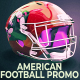 American Football Promo - VideoHive Item for Sale