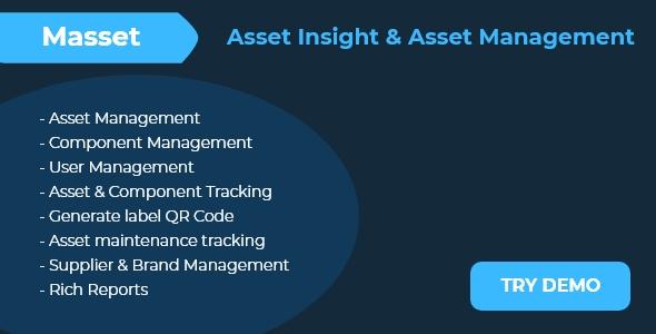 M-Assets - Asset Insight & Asset Management