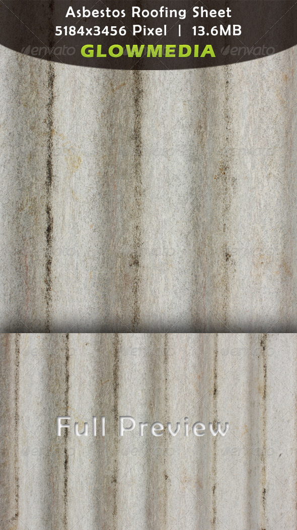 Asbestos Sheet - Industrial / Grunge Textures