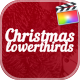 Christmas Lower Thirds
